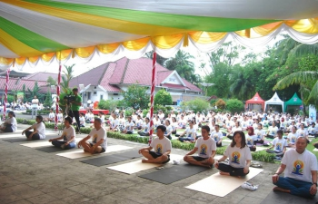 4th International Day of Yoga