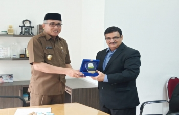 Cooperation with Aceh Province