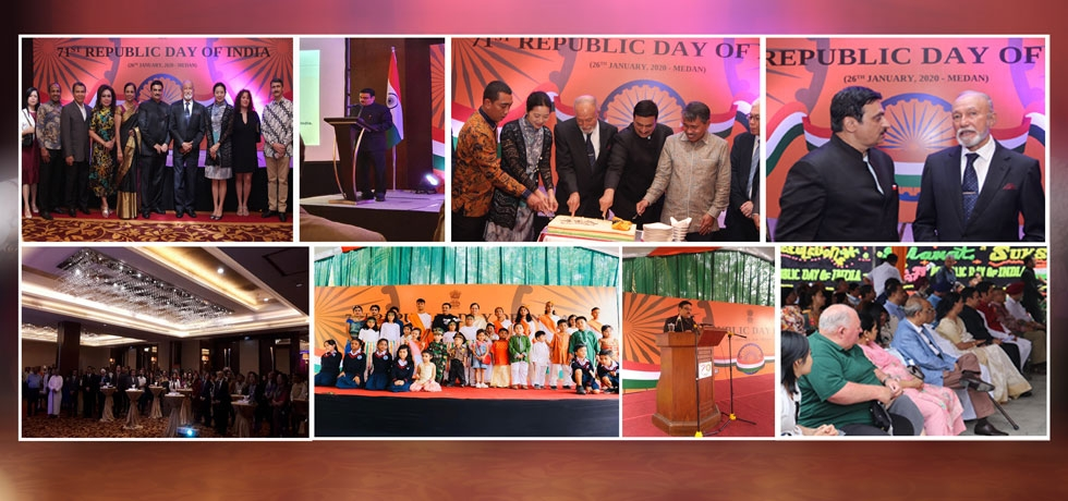 Republic Day Celebration on 26 January, 2020