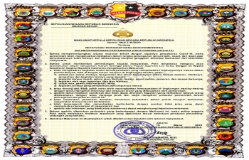 ADVISORY REGARDING EXTENSION OF VISA BY INDONESIAN AUTHORITIES