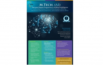 Two Year degree programme in Artificial Intelligence